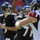 Ravens get defensive in 29-7 win over Falcons The Associated Press