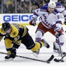 Brad Marchand records goal, assist as confidence rises photo