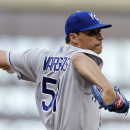 Royals place pitcher Jason Vargas on DL The Associated Press