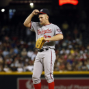 Trumbo hits 2 HRs, D-backs rip Strasburg and rout Nats 14-6 The Associated Press