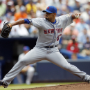 Now with Blue Jays, Johan Santana aims for another comeback The Associated Press