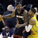 LeBron James early leader in All-Star voting The Associated Press