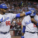 Dodgers' Puig focuses on baseball despite issues The Associated Press