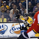 Krejci scores 3 for Bruins in 4-1 win over Florida The Associated Press