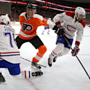 Montreal Canadiens v Philadelphia Flyers Getty Images