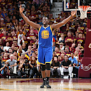 The Latest: Curry, Warriors holding off Cavaliers' rally The Associated Press