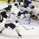 Penguins shut out Sabres 5-0 The Associated Press