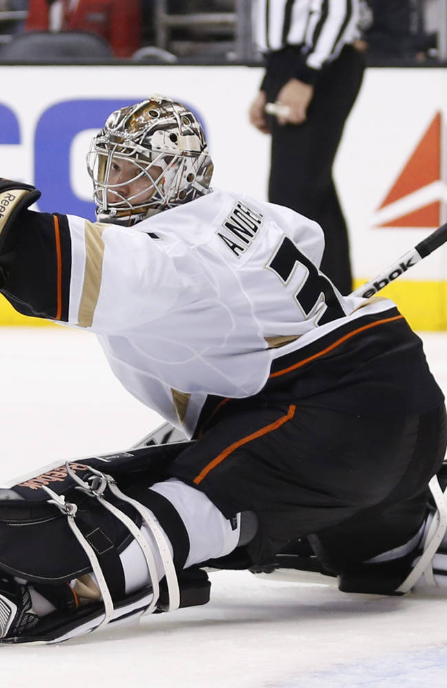 Ducks hold off Kings 2-1 in testy rivalry game