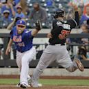 Wright, Duda power surging Mets past Marlins 7-1 The Associated Press