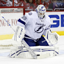 Lightning's Lindback to start Game 1 vs. Canadiens The Associated Press