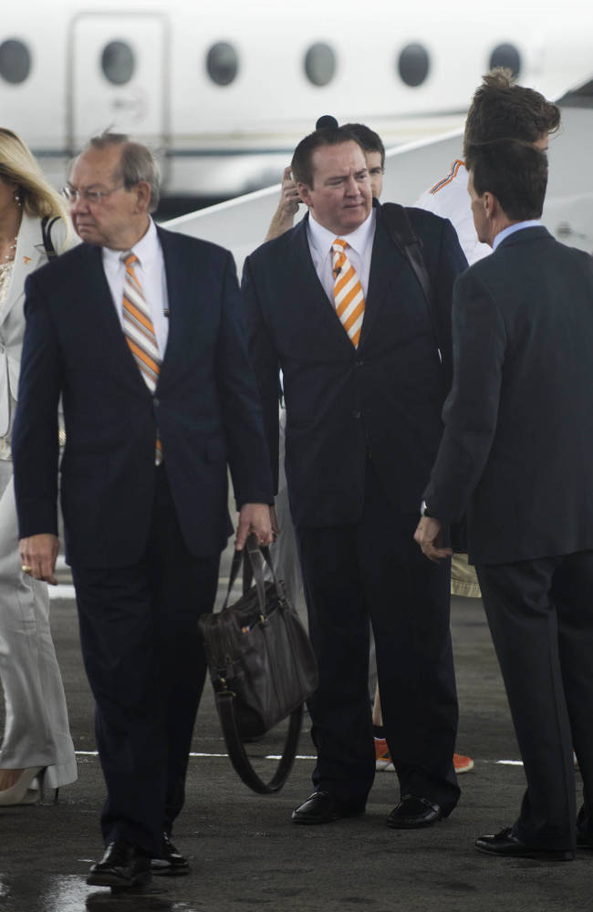 Tyndall's task at Tennessee already tougher