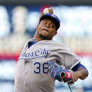 Sweep, it is: Gordon, Volquez guide Royals past Twins 7-2 The Associated Press