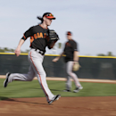 Lincecum spent offseason working with his dad The Associated Press