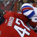 Holtby's shutout, Beagle's goal lift Caps over Rangers 1-0 The Associated Press