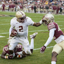 BC QB Murphy goes for ACC rush record vs Syracuse The Associated Press