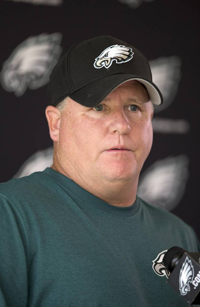 Chip Kelly is more than an X's and O's coach