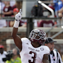 No. 6 Texas A&M rolls 58-6 over June-less SMU (Yahoo Sports)