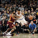 Anthony's 26 paces Knicks past Cavs, 107-97 The Associated Press