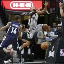 Memphis Grizzlies v San Antonio Spurs - Game One Getty Images