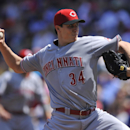Bailey and Reds win again at Wrigley, 8-2 The Associated Press