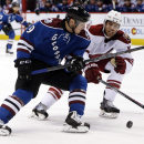 McLeod, Duchene strike quickly as Avalanche beat Coyotes 5-2 The Associated Press