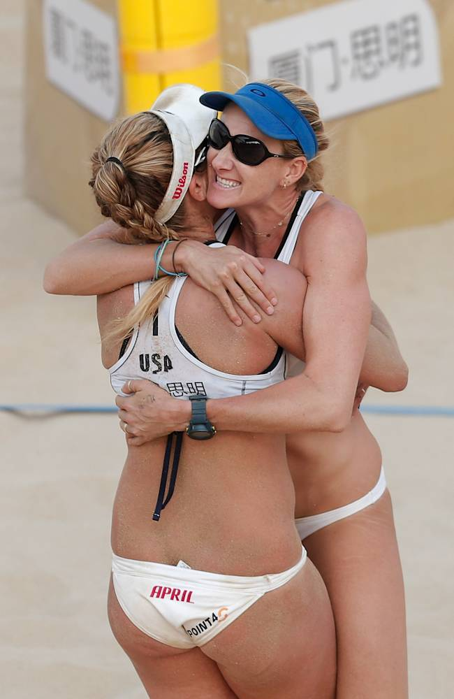 FIVB Xiamen Open - Day 6