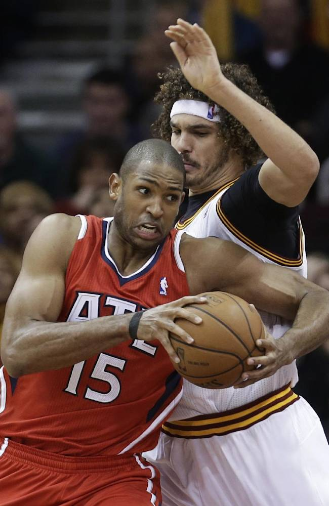Hawks' Horford to have season-ending surgery