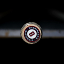 The bat belonging to Washington Nationals' Danny Espinosa sits on a shelf in the dugout before the start of an exhibition spring training baseball game against the St. Louis Cardinals, Wednesday, March 26, 2014, in Jupiter, Fla The Associated Press