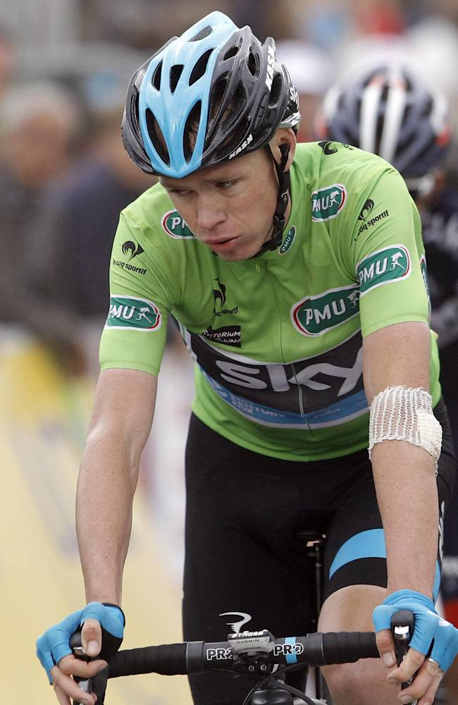 UCI denies fast-tracking Froome TUE request