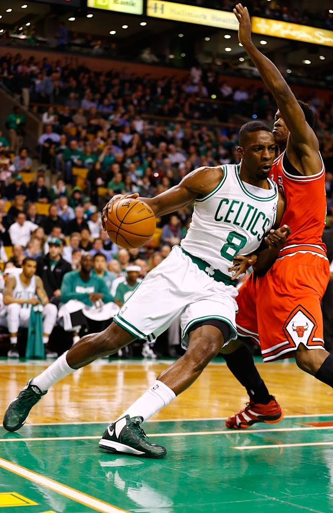 Chicago Bulls v Boston Celtics