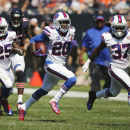 Graham, Williams feel at home with Bills The Associated Press