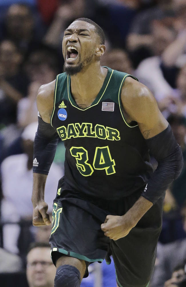 Baylor keeps winning postseason games
