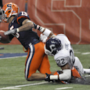 UConn and Syracuse agree to renew football rivalry The Associated Press