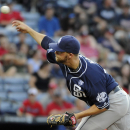Rookie road king Hahn hurls Padres past Braves 5-2 The Associated Press