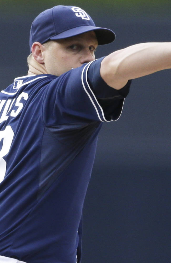 Headley, Smith power Padres to win over Marlins