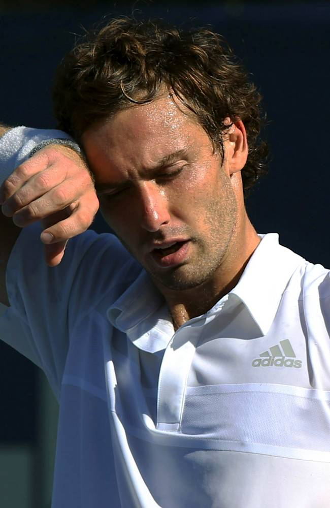 Bummed to face a friend, Gulbis loses at US Open