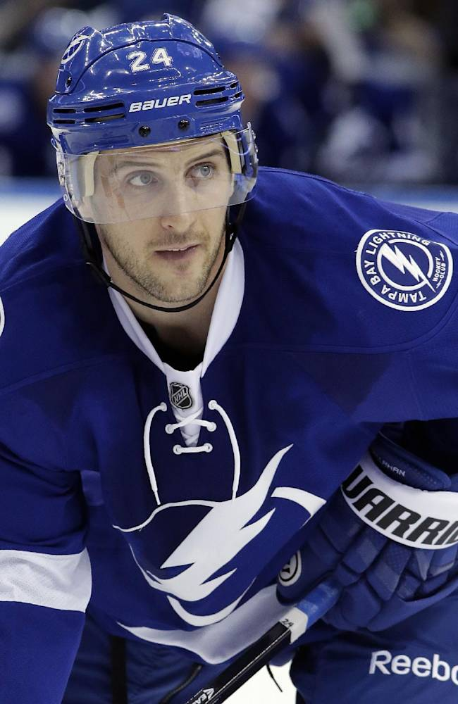 Lightning sign Ryan Callahan to 6-year deal