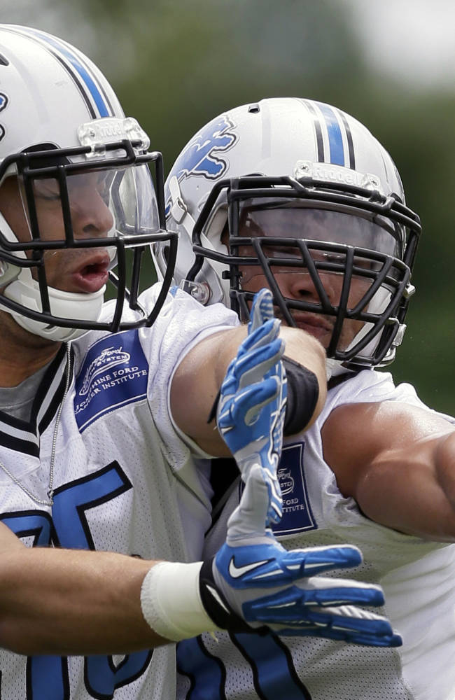 Lions mentor Galen Duncan at ease this offseason