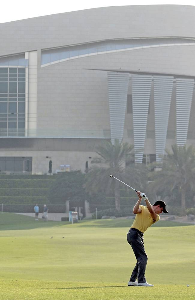 Dubai Festival City Challenge Tour Grand Final - Day One