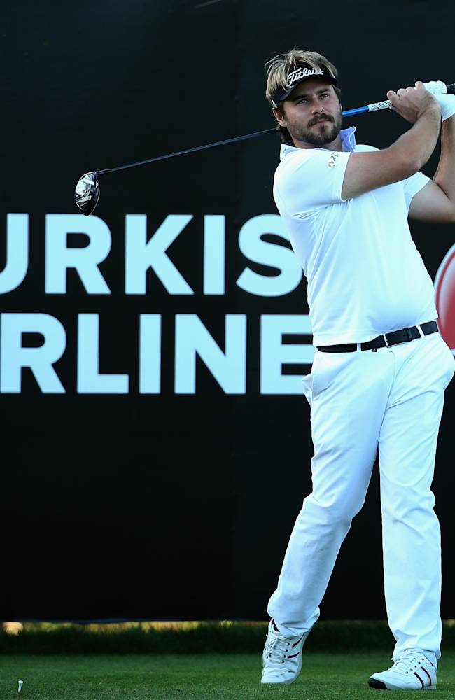 Turkish Airlines Open - Day Three