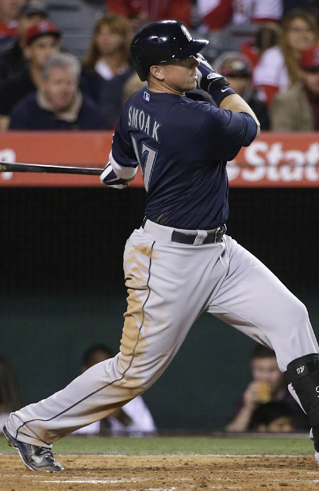 Miller, Ramirez lead Mariners past LA Angels 8-3