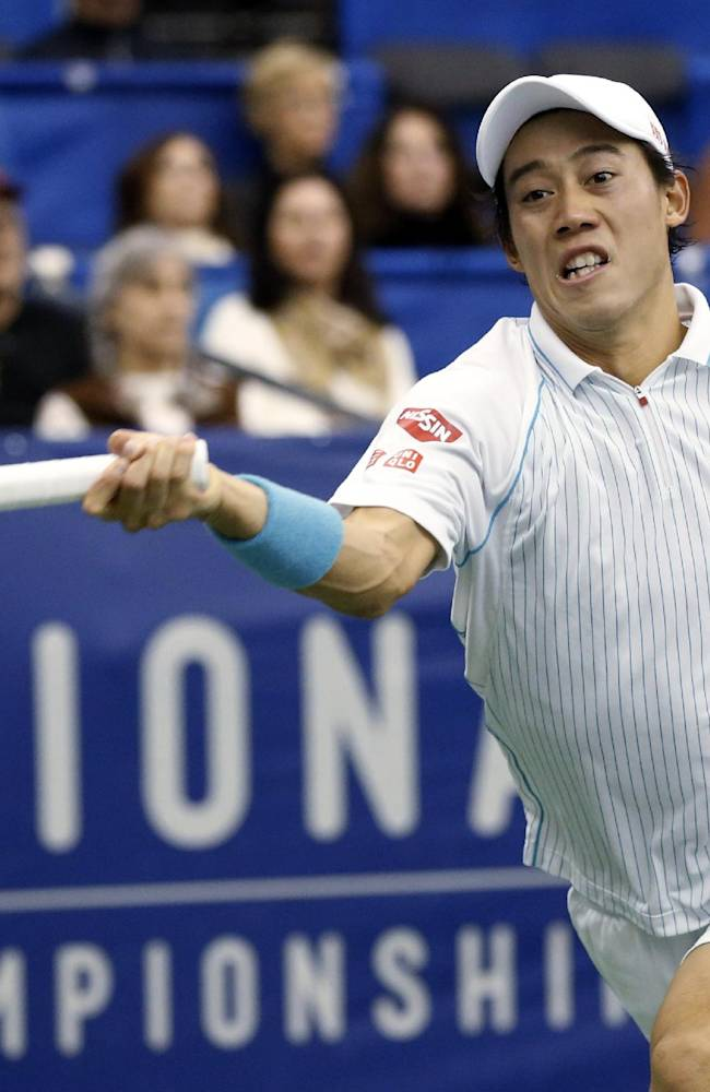 Nishikori, Karlovic advance to Memphis final