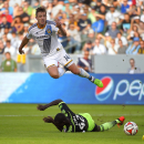 Robbie Rogers' book: Soccer, faith and family The Associated Press