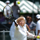 FILE - In this July 10, 2004, file photo, Tennis great Dorothy