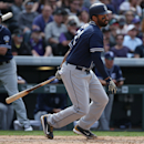 San Diego Padres v Colorado Rockies Getty Images