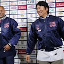 Jeter arrives in Japan for charity baseball game The Associated Press