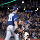 San Diego Padres v San Francisco Giants Getty Images