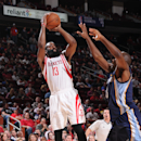 Harden leads Rockets over Grizzlies 105-96 The Associated Press