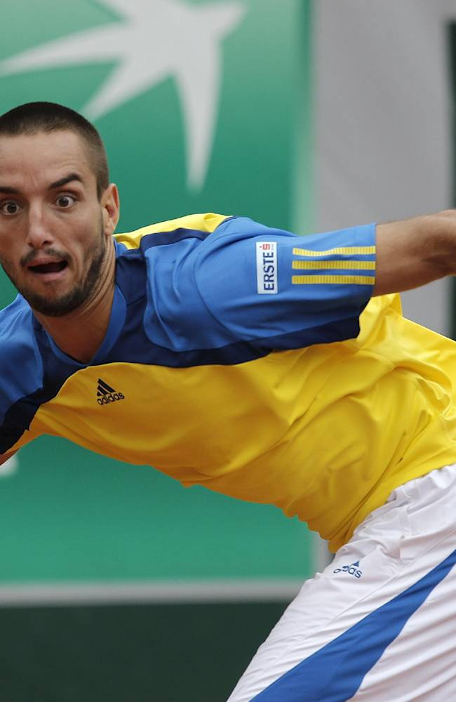 Troicki wins match at Swiss Open after 1-year ban