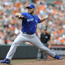Buehrle, Blue Jays cruise to 11-3 win over Orioles The Associated Press